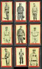 1910 T210 Old Mill Baseball Cards 9