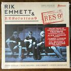 Rik Emmett and RESolution 9: RES9  (2016 Compact Disc, Made in EU)