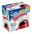 Hostess Twinkies Flavored Single Serve Coffee Cups - 18 Count (Twinkies)