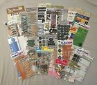 HUGE LOT of Scrapbook stickers  accessories NEW 32 Pages Hundreds of Stickers