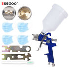 Essgoo 0.8mm 1.4mm Hvlp Auto Paint Air Spray Gun Kit Classic Plus Multiple Spray