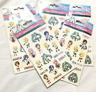 Hatsune Miku Standard Stickers By Sandy Lion 5 Packages New