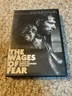 The Wages of Fear DVD 2005 Criterion Collection Excellent Condition