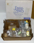 New 2002 Avon Precious Moments Enesco Christmas Nativity Play Set Child Safe