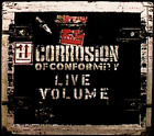 CORROSION OF CONFORMITY-LIVE VOLUME (UK IMPORT) CD NEW