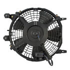 Fits Toyota Corolla Geo Prizm 93 97 AC A C Condenser Cooling Fan Motor Assembly