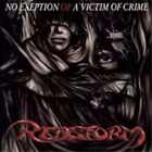 Redstorm-No Exeption Of A Victim Of Crime (UK IMPORT) CD NEW