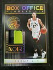 Jeremy Lin Cards, Rookie Cards and Autographed Memorabilia Guide 14