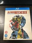 Alfred Hitchcock The Masterpiece Collection Blu ray 14 Disc Set Region Free