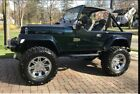 1991 Jeep Wrangler WRANGLER 1991 AMC JEEP  CUSTOM TRUC WILLYS LS ENG W/ S/C FORD CHEVROLET BRONCO NO RESERVE