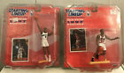 Starting Lineup Sports Superstar Collectibles 1997 Juwan Howard, Scottie Pippen
