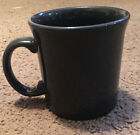Fiestaware Handled Mug Contemporary Slate/Black HLC Fiesta USA