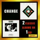 CHANGE - MIRACLES & CHANGE OF HEART CD