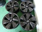 2020 LINCOLN NAVIGATOR OEM FACTORY 22 WHEELS RIMS GLOSS BLACK JL74 1007 TA 2019