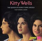 Kitty Wells - The Queen Of Honky Tonk Angels: Four Original Albums [CD]