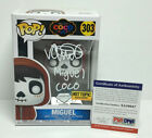 Anthony Gonzalez Signed 'Hot Topic Exclusive Coco Funko Pop