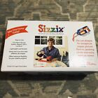 SIZZIX Personal Die Cut Machine 2 Cutting Pads Preowned w Box
