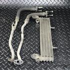 92-93 YAMAHA FJ1200A ABS ENGINE MOTOR OIL COOLER W LINES HOSES (BB18)
