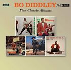 Five Classic Albums Bo Diddley Go Bo Diddley Have Guitar Will Travel Bo D