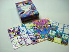 VINTAGE LISA FRANK POLAR BEAR ROARY AND PUFFINS STATIONARY BOX WITH STICKERS