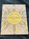 Color Your Dreams Adult Coloring Book Brand New
