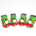 Thomas 4 PERCY ENGINE LOT Take n Play Along Die Cast Green Birthday Trains