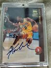 1998-99 Topps Certified Kobe Bryant AG2 Auto Autograph Lakers HOFer
