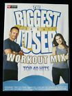 Biggest Loser Workout Mix Music CD Exercise Health Fitness TV Weight Loss Sports