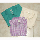 Lot of 3 Blair Ladies Tops Blouses Size Large Button Front New Without Tags