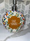 Coton Colors Happy Everything Give Thanks Thanksgiving Mini Attachment