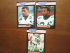 1989 Kenner Starting LineUp Football Card: Freeman McNeil Eagles!