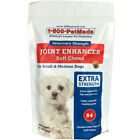 PetMeds Veterinary Strength Joint Enhancer with MSM Soft Chews 84ct