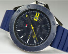 Tommy Hilfiger Blue Dial Blue Silicone Men's Watch 1791204