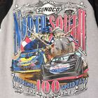 Sunoco 100 Late Model Dirt 2012 North South Florence Speedway T Shirt Large
