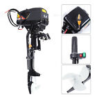 5HP 48V Electric Outboard Trolling Motor 1200W Fishing Boat Engine Propeller US