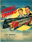 Vintage 1952 Lionel Trains  Accessories Dealer Catalog