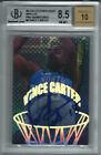1998 Collector's Edge Impulse Vince Carter Pro Signatures BLUE INK AUTO 10 MADE