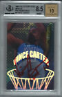 1998 Collector's Edge Impulse Vince Carter Pro Signatures RED INK AUTO 10 MADE