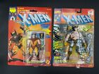 X Men Robot Wolverine Albert 1994  Uncanny X Men Wolverine 1991 Toy Biz NEW