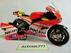 MINICHAMPS 1 12 DUCATI VRossi 1st Edition Diecast Moto Bike w Removable Panels