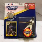 1991 STARTING LINEUP EXTENDED Ken  Griffey, Sr. Comes With Card, Coin