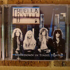 Cruella D'Ville - Showdown In Tinsel Town CD (OOP, Rare, Suncity Records)