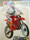 Tamiya 1:12 Scale Honda CR450R Tyres Only - New