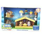 Fisher Price Little People Childrens Nativity Set 12 MONTHS + NEW