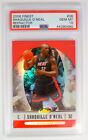 2006 Topps Finest Refractor #36 Shaquille O'Neal Card PSA 10 F40