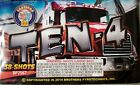 Ten Four 350g off collectable Firework labels Brothers fireworks