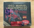 1993 MARVEL MASTERPIECES Trading Cards Factory Sealed Unopened Box - SKYBOX