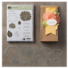 Stampin Up retired SPECIAL REASON Stamp SET  STYLISH STEMS Dies Mothers Day