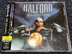 Halford - Resurrection - Japan Import - Bonus Tracks+2 - Judas Priest VICP-61134
