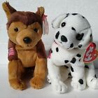 Ty Beanie Babies Rescue Courage First Responder 9/11